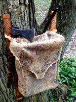 Celtic backpack 2 by Forestkeeper100