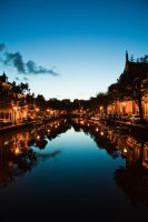 Alkmaar - Nightshot by BananaJ0e