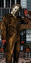 ROB'S MICHAEL MYERS by MalevolentNate