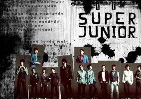 Super Junior by GraPHriX