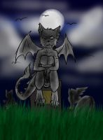 Welcome to Gargoyle Grave by Love-Morton