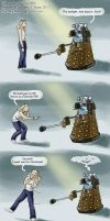 Daleks Are Cute by Dorothy-T-Rose