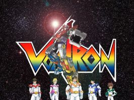 Voltron wallpaper by SWFan1977