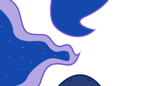 Princess Luna POV Vector by Charleston-and-Itchy