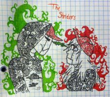 The Striders-Preview Picture by icecreamlips