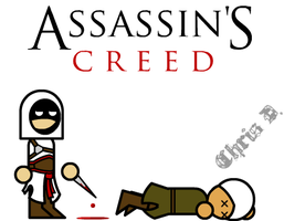 Assassin's Creed 01 by Linkgcn64