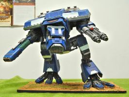 Warhound Titan COMPLETED by JaWzY83