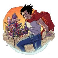 Tetsuo S by Aleph777