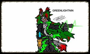 Greenlightnin by Greenlightnin93