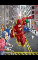 The Flash by Godsartist