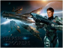 Starship troopers by Patri-ck