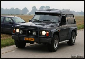 1990 Nissan Patrol by compaan-art