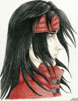 Happy Birthday, Vincent Valentine! by Fantasized-Teravan