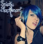 Blue music by SeiakuCosplay