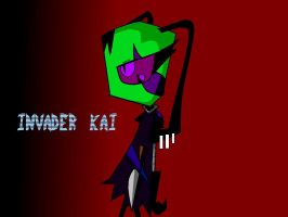 Invader Kai -panther210- by shnackeater