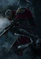 League of legend Zed by joseph1100