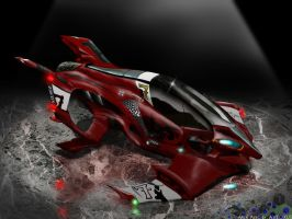MLR Aero F1 Racing Edition by Aveoxus