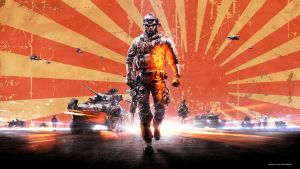 Battlefield 3 Wallpaper Japan by GuMNade