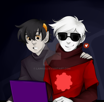 Homestuck by Lain444