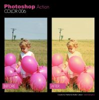 Photoshop Action - Color 006 by primaluce