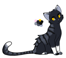 Cat Adoptable .:Closed:. by Love-Adopts