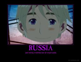 Russia popped out by Venezia424