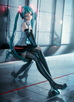 Hatsune Miku V4 by Virtual-World-TV
