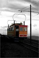 Snaefell mountain railway II by Gilly71