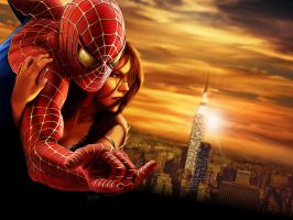 Spiderman by fabius72