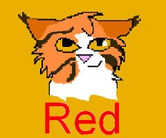 Red by lionlover1111111111