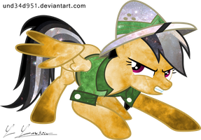 Daring Do: Adventures in Space! by und34d951