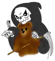 Teddy Reaper Colored by Darkened-94-Child