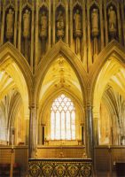 Wells, England - Cathedral 4 by Ovid2345