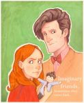 Amelia and her Doctor by sn0otchie
