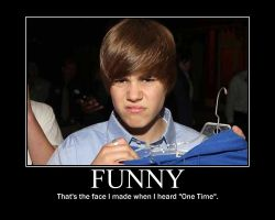 Justin Bieber Demotivational by C470g