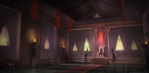 katos throne room by syncUP