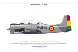 T-28 Bolivia 1 by WS-Clave