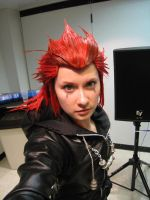 Axel myspace by AfterlifeUSEC