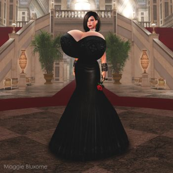 Maggie Formal 1 by maggiebluxome