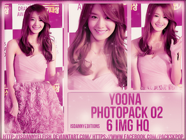 Yoona (SNSD) - PHOTOPACK#02 by JeffvinyTwilight