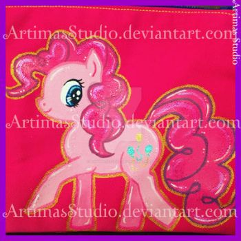 Pinkie Pie - Pony Bag by ArtimasStudio