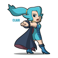 CLAIR by ToonYoungster