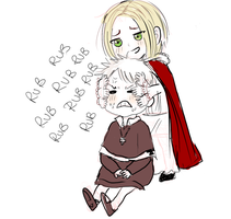 APH: Duchy and Poland doodle by Assby