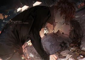 Evidence on You by kawacy