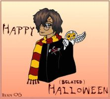 Halloween: Chady Potter? by beanchan