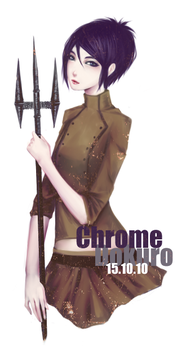 Chrome by julie-from-july
