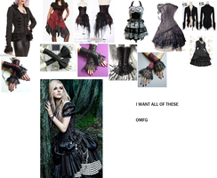 I want all of these omfg by Lilybelle101