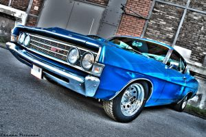 Ford Torino by AljoschaThielen