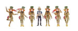 Hatter Paper Doll by amoykid