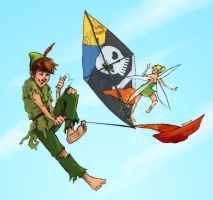 Of Flying and Kites by Deisi